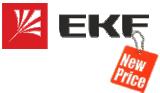 Компания EKF с 31 августа 2015г. изменяет базовые цены на свою продукцию