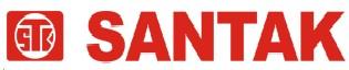 логотип SANTAK