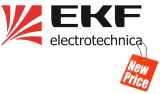 В базе данных Profsector.com проведена корректировка базовых цен на продукцию EKF