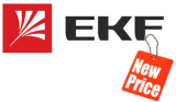 C 3 апреля 2017 изменяются базовые цены на ряд товарных групп продукции EKF